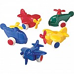 4 in Chubbies Plane & Helicopter (assorted) (D)
