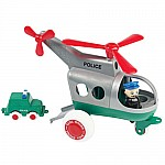 Super Chubbies Police Helicopter
