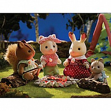 Let's Go Camping Calico Critters