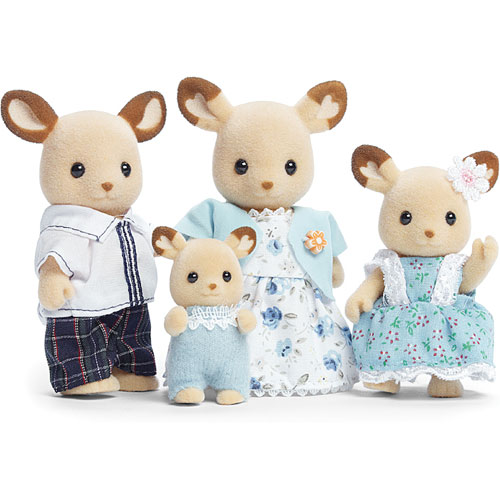 international playthings cc1457 buckley deer family