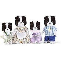CC Border Collie Family