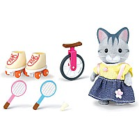Outdoor Sports Fun Calico Critters - CC1474