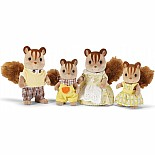 CC Hazelnut Chipmunk Family
