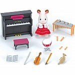 School Music Set Calico Critters