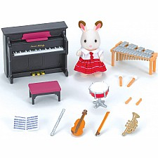 Calico Critters School Music Set Toy