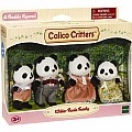 Calico Critters: Wilder Panda Bear Family