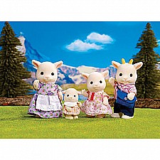 Calico Critters Brightfield Goat Family Doll
