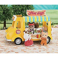 Calico Critters Hot Dog Van