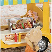 Calico Critters Hot Dog Van - #1553