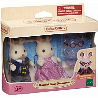Calico Critters Hopscotch Grandparents Toy