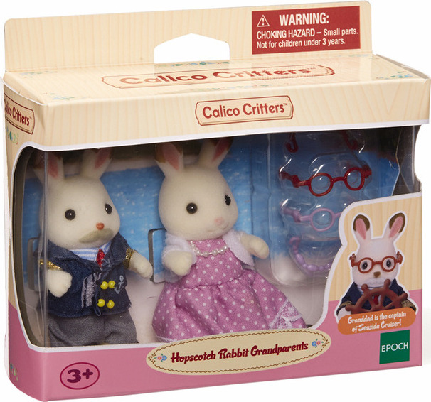 Toys For Grandparents House : Calico critters hopscotch grandparents toy amazing toys