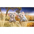 Calico Critters - The Ellwoods Elephant Twins