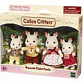 Calico Critters - The Hopscotch Rabbit Family