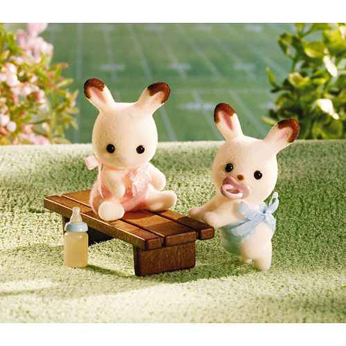 Calico Hopscotch Twins - Imagine That Toys
