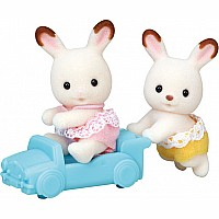 CC Hopscotch Rabbit Twins
