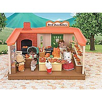 Calico Critters Girls Brick Oven Bakery Playhouse