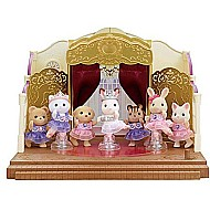 Calico Critters Ballet Theater Playhouse
