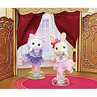 Calico Critters Ballerina Friends Playset