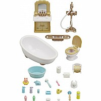 Country Bathroom Set