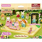 Baby Choo-Choo Train Calico Critters