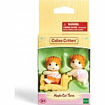 Maple Cat Twins Calico Critters