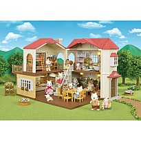 Red Roof Country Home Gift Set