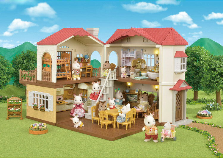 e8d25a5e0e78 Red Roof Country Home Gift Set - Mary Arnold Toys