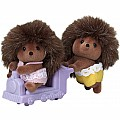 Calico Critters - Pickleweeds Hedgehog Twins