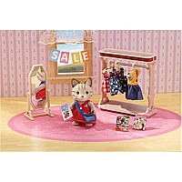 Calico Critters Camryn's Country Boutique