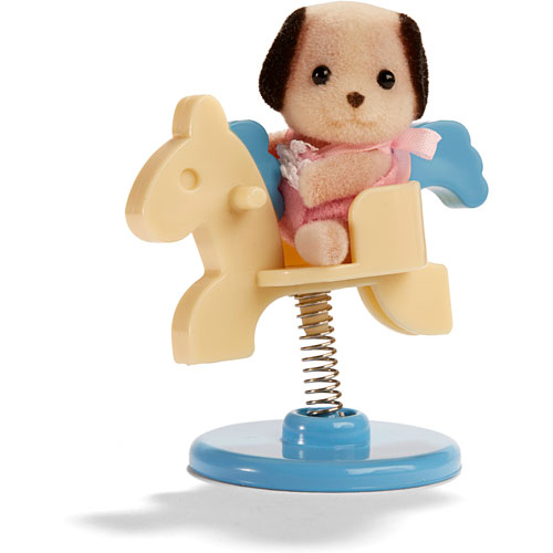 calico critters critter babies in case