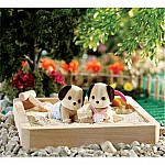 Beagle Dog Twins Calico Critters