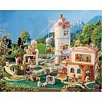 Baby Play Nursery School with 2 Babies Calico Critters