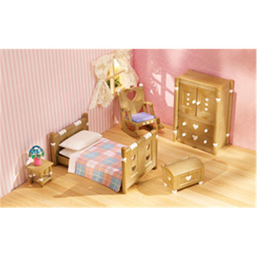 Impressive Calico Critters Bedroom Set Model