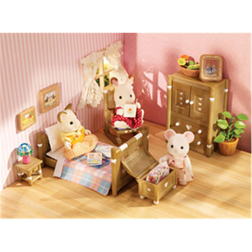 Cool Calico Critters Bedroom Set Property