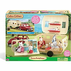 Caravan Family Camper NEW