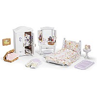 Girl's Lavender Bedroom Set