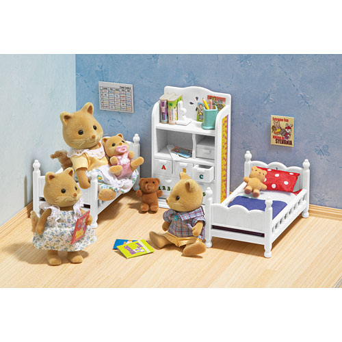 Calico Critters Bedroom: Calico Children's Bedroom Set