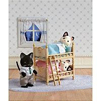 Calico Critters- Bunk Beds
