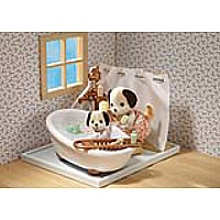 Calico Critter Deluxe Bathroom Set