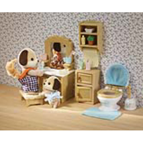 Calico Critters Deluxe Bathroom Set Timbuk Toys