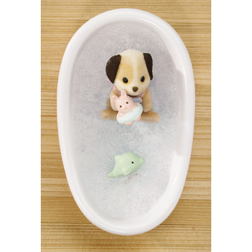Calico Critters Deluxe Bathroom Set Timbuk Toys - Calico critters bathroom