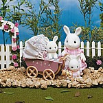 Carriage and Kerri's Carriage Ride Calico Critters