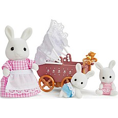Connor & Kerri's Carriage Ride Calico Critters