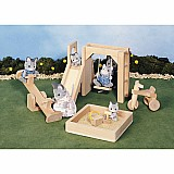 Backyard Swing & Playset