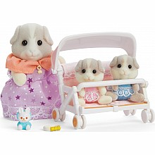 Patty and Paden's Double Stroller Set