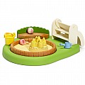 Calico Critters Baby Pool and Sandbox