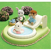 Calico Critter Baby Pool and Sandbox