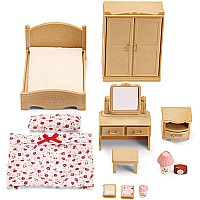 Calico Critters Parent's Bedroom Set