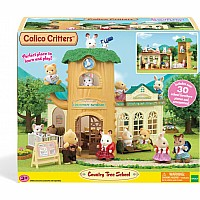 Calico Critters Country Tree School Toy