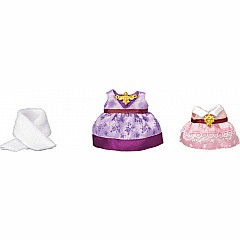 Dress Up Set (Purple & Pink)